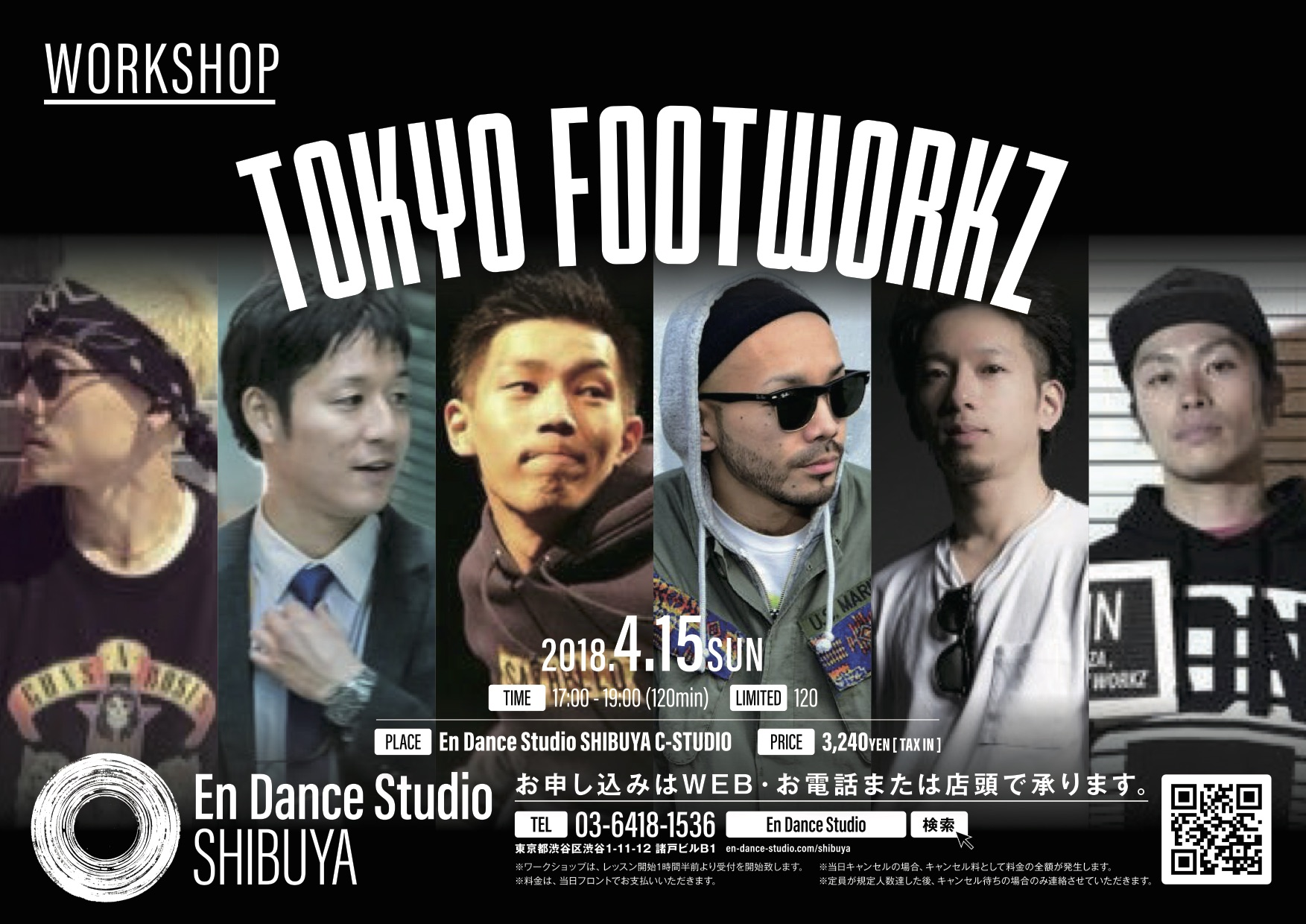 Be025 TOKYO FOOTWORKZ
