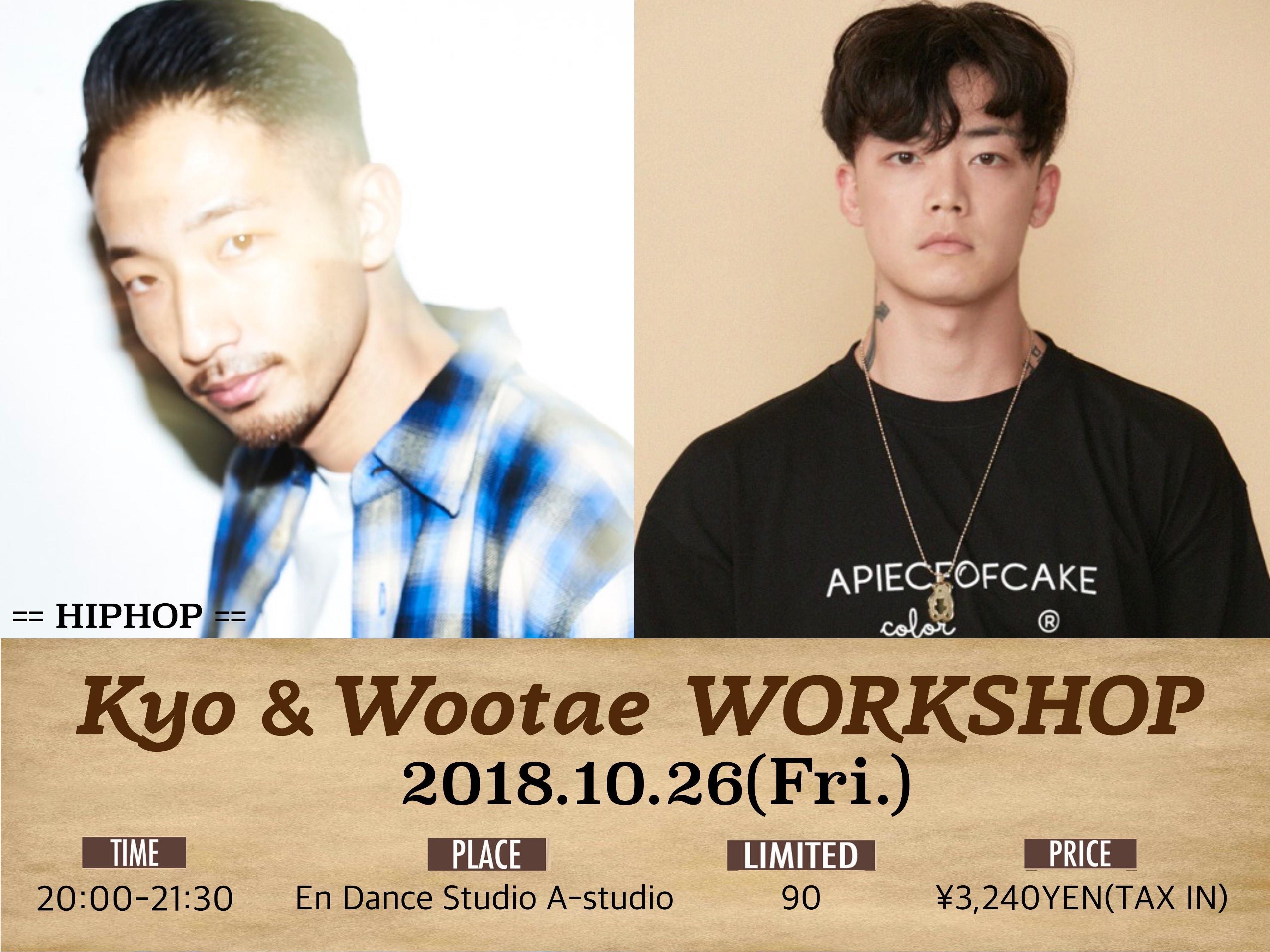 Kyo&Wootae WS1