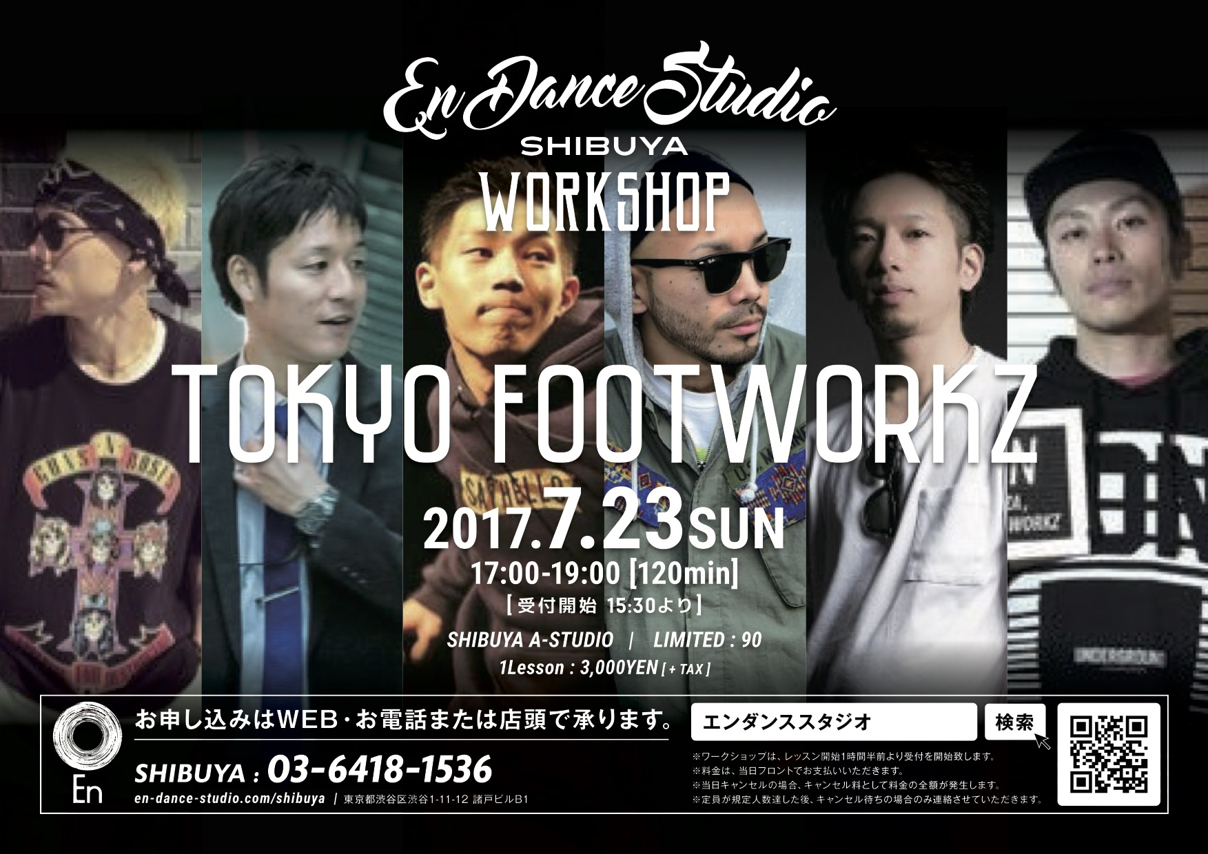 TOKYO FOOTWORKZ