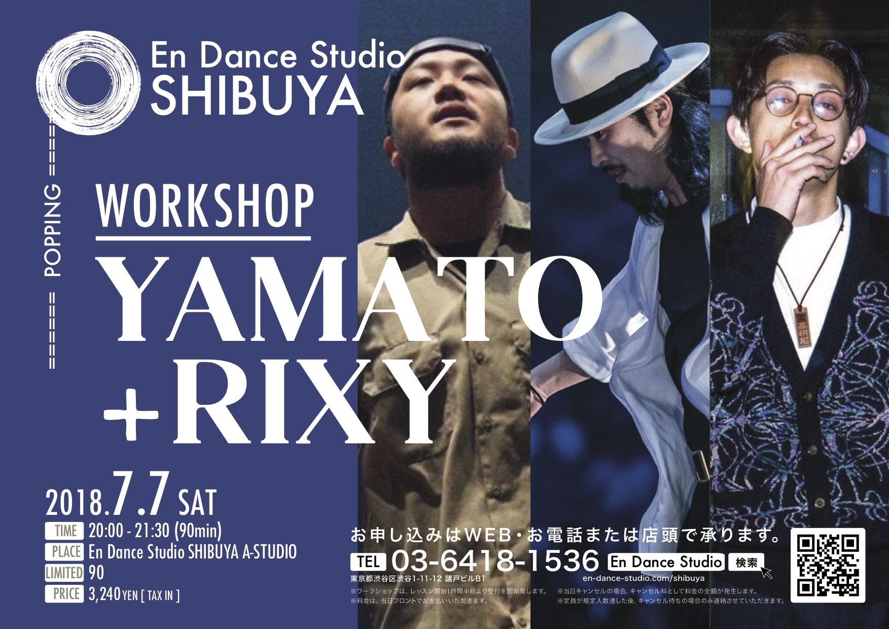 YAMATO+RIXY